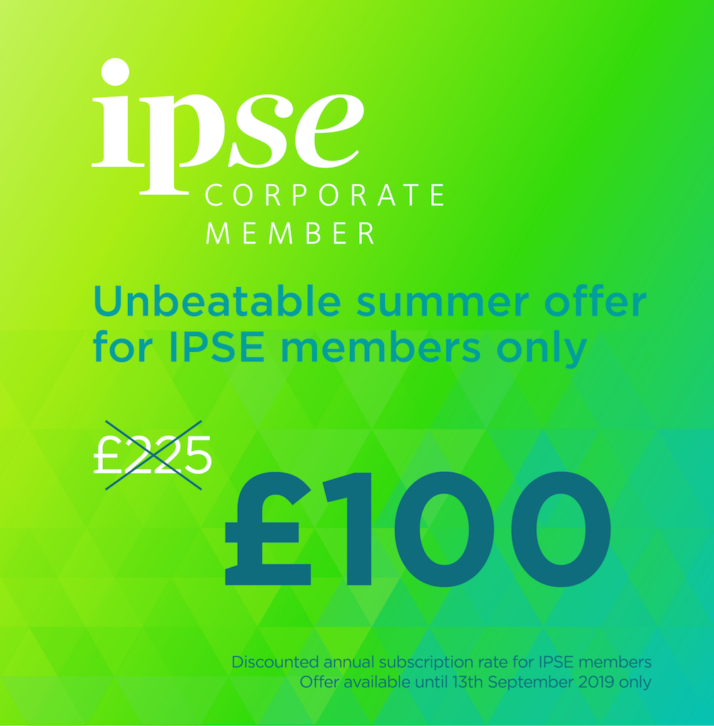 Summer promotion for IPSE members